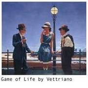 signed Jack Vettriano print