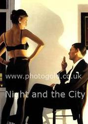 Night and the City print by Jack Vettriano