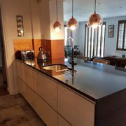 AJ Glass Splashbacks Manufacture and Install Glass Splashbacks