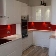 AJ Glass Splashbacks is the Go-to Shop for Coloured Glass Splashbacks